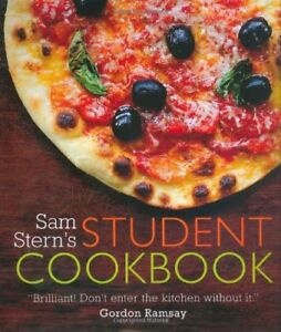 Sam Stern's Student Cookbook: Survive in Style on a Budget,Sam Stern, Susan Ste
