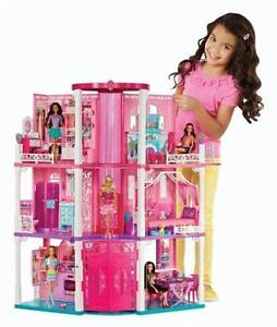 house for barbie dolls