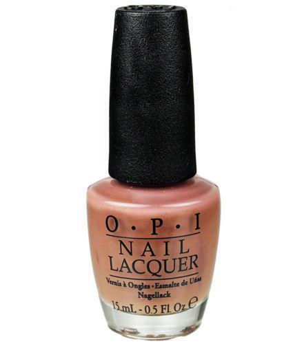 Opi Over The Taupe Nail Polish Ebay