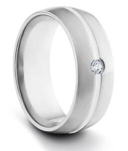 Titanium Ring Ebay