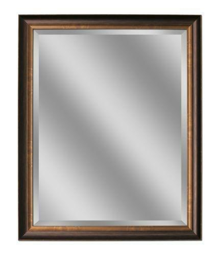 Oiled Bronze Bathroom Mirror: Oil Rubbed Bronze Mirror