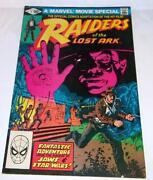 Raiders of The Lost Ark Comic