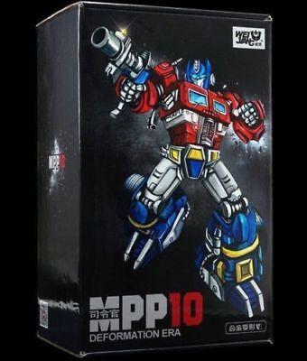 Transformers G1 Masterpiece MPP10 Alloy Diecast Optimus Prime New