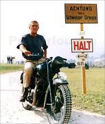 Motorrad Poster