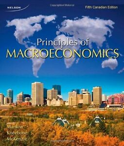 principles of microeconomics 5th canadian edition Kitchener / Waterloo Kitchener Area image 1