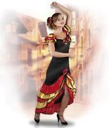 Spanisches Kleid