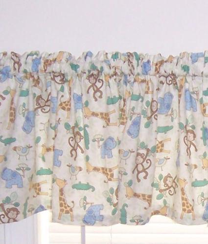 Animal Nursery Curtains Ebay