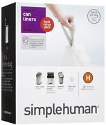 Simple Human Bin Bags