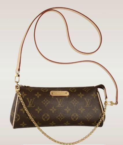 Louis Vuitton Eva Clutch Ebay