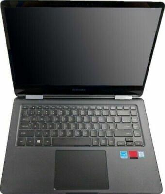 """Samsung 9 Pro 15"""" Notebook Intel Core i7 16GB 256GB Win 10 - Titan Silver"""