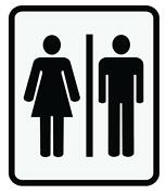 mens bathroom sign - Mens Bathroom Sign