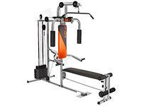 V-fit Herculean Cobra Lay Flat Home Gym