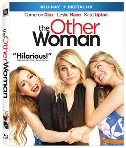 Other Woman (2014, REGION A Blu-ray New)