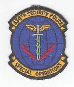 USAF Security Police Patch