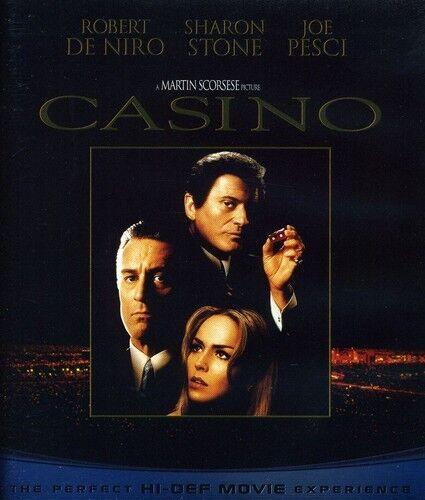 Casino (2011, REGION A Blu-ray