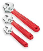 Crescent Adjustable Wrench Set