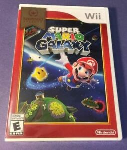 Super Mario Galaxy and Sonic Colors - Trading/Selling