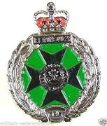 Royal Green Jackets Badge
