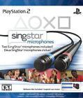 SingStar PS3 Microphones