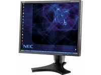 "NEC MultiSync LCD1990SXi Colour-Critical 19"" Desktop Monitor"