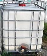Used Plastic Water Tank