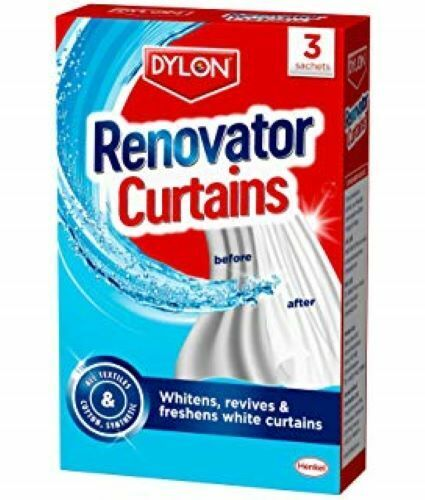 Dylon Renovator Curtains - 3 Sachets