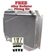 HQ Alloy Radiator