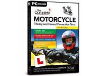 Motorcycle Theory and Hazard Perception Tests 2016