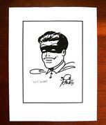 Bob Kane Signed
