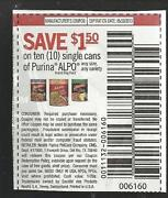 Alpo Dog Food Coupons