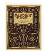 Aladdin Lamp Book