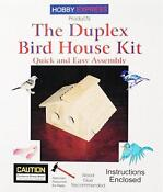 Wooden Bird House Kits