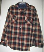 Mens Flannel Shirts XL