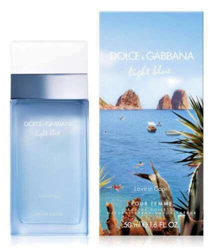 Dolce & Gabbana Beauty 'Light Blue pour Homme - Living Strom