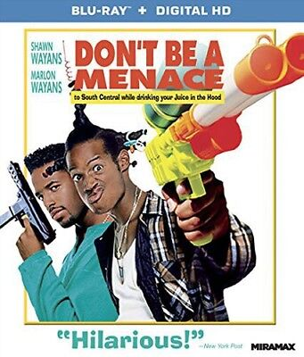 Don't Be a Menace to South Central While Drinking [New