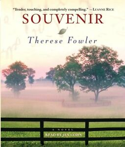 Souvenir: A Novel Audio CD – Abridged, Audiobook by Therese Fowl