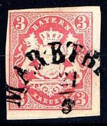 Briefmarken Bayern