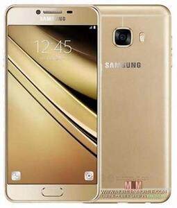 Brand New unlocked Samsung Galaxy C5 Dual SIM Gold *4GB RAM* 64GB internal memory