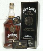 Jack Daniels Gold Medal