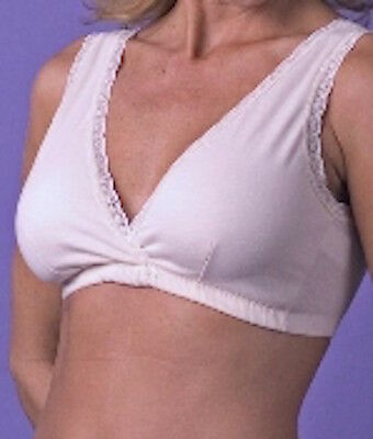 Bra Sleep Leisure Nursing All Cotton Size X Large Fancee Free Breastfeeding NEW