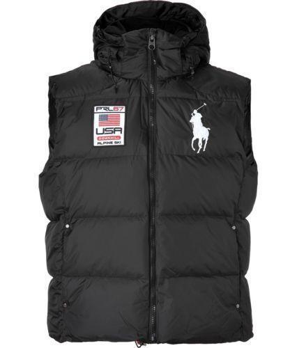 Ralph Lauren Big Pony Vest | eBay