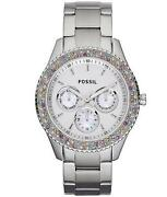 Fossil Rhinestone Watch