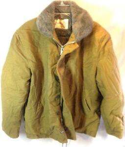 3988c1906ec USN Deck Jackets