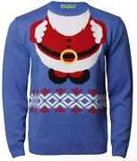 Mens Retro Jumper