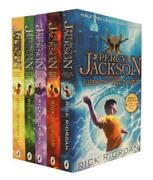 Percy Jackson Books