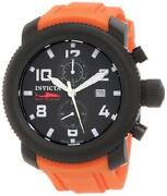 Invicta Mens Watch Orange