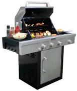 Stainless Steel Natural Gas Grill