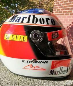 Casque Formule 1 Michael Schumacher