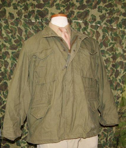 Vietnam Field Jacket | eBay