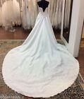 Lace Satin 4 Women's Size Wedding Dresses